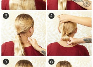 Messy Low Bun Hair Tutorials Every Girl Should Try In Summer