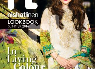 Nishat Linen Summer Lawn Lookbook 2016