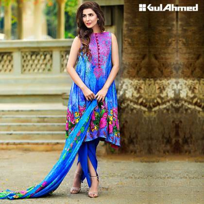 Bamboo Silk Collection Gul Ahmed Dresses