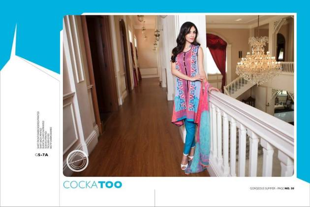 Gorgeous Summer Shalwar Kameez