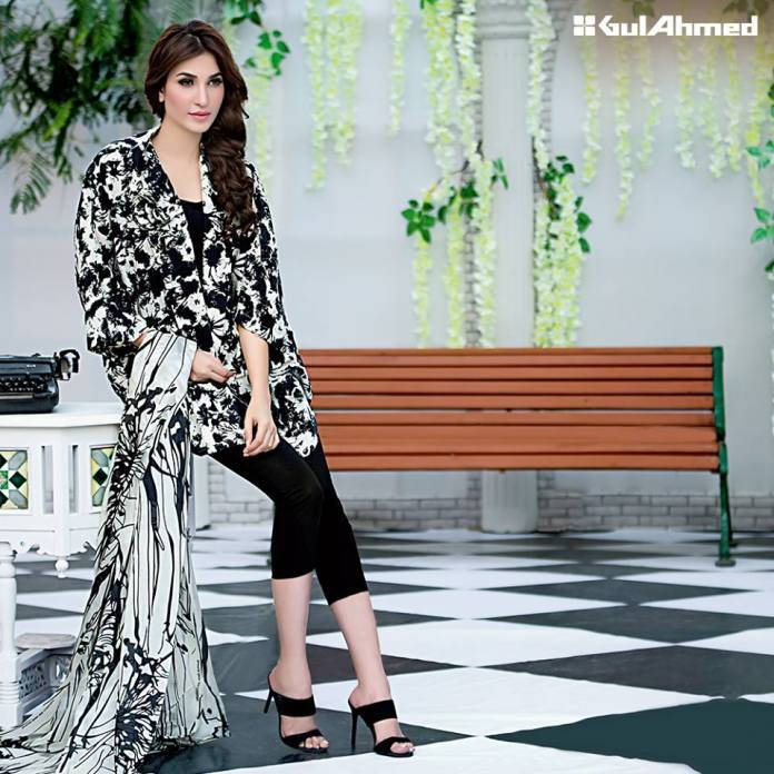 Gul Ahmed Soya Silk Collection