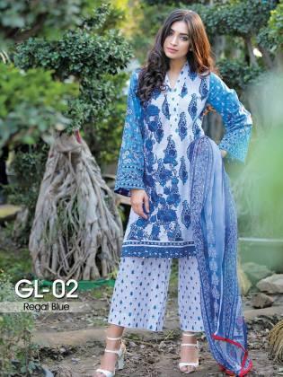 Gulaal Spring Summer Lawn Shalwar Suits