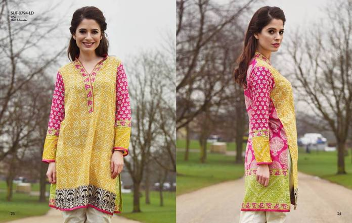 Nimsay Casual Lawn Prints