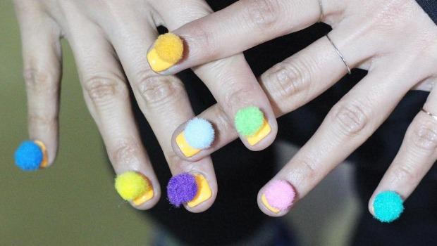 Summer Nail Art Trend