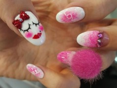 Pom Pom Summer Nail Art Trend Every Girl Should Try