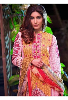 Rabea Designer Embroidered Lawn Collection