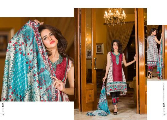 Signature Icon ZS textiles Summer Collection