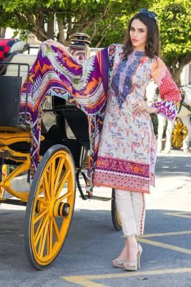 Sobia Malik Fancy Lawn Dresses House Of Zoe Collection 2016