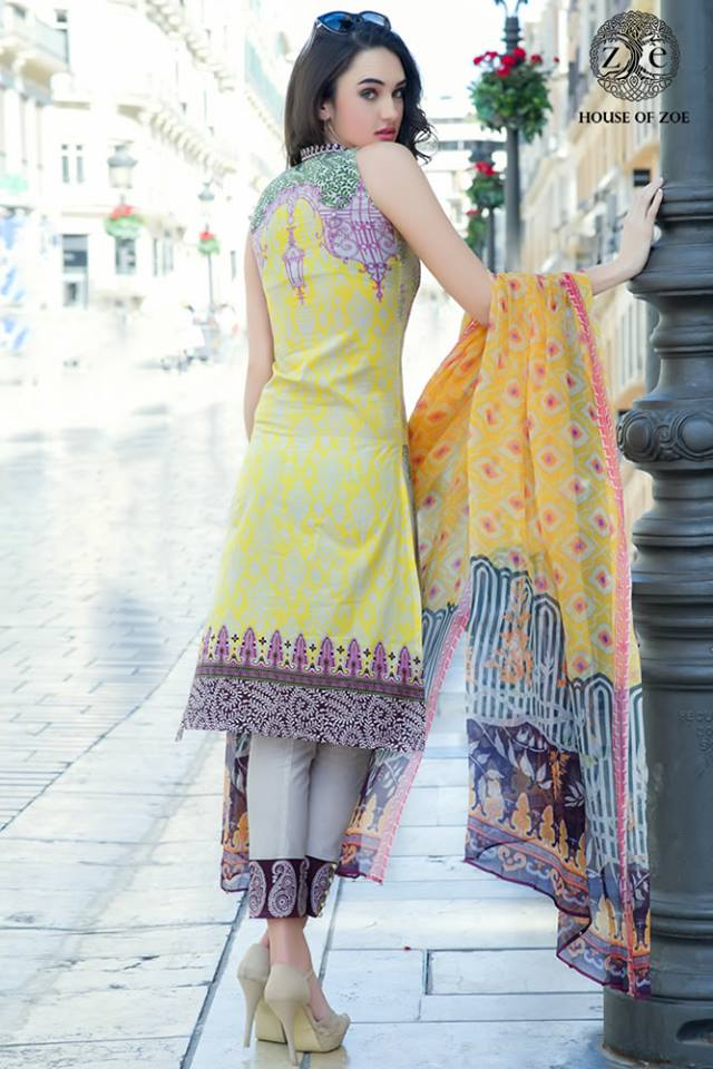 Sobia Malik Fancy Lawn Dresses