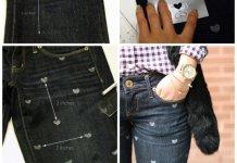 DIY Jeans Customization Ideas For Summer Season Clothing