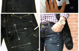 DIY Jeans Customization Ideas For Summer Season Clothing