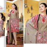 Swiss voile cotton shalwar kameez