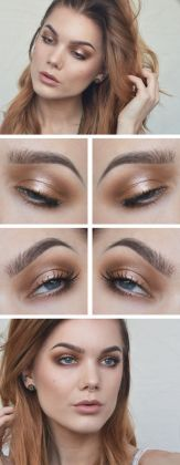 Bronze Makeup Tutorials And Ideas For Inspiration