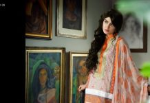 Firdous Embroidered Eid Lawn Dresses 2016