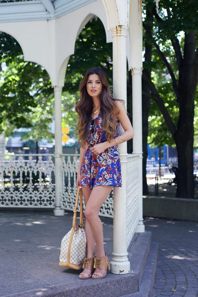 Street Style Rompers