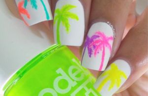 Summer Colorful Nail Ideas Every Girl Should Try