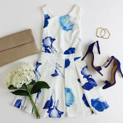 Summer Polyvore Dresses