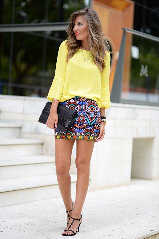 Yellow Fashion trend