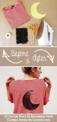 DIY Clothing Tutorials