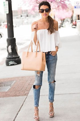 Denim Jeans Styling