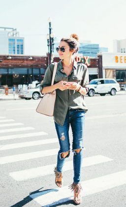Summer Button Down Shirts Trend To Copy
