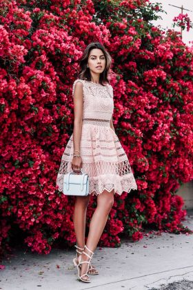 Crochet Outfits That You Will Love To Wear In Summer