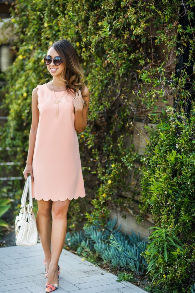 Scalloped Edges Clothing Trend