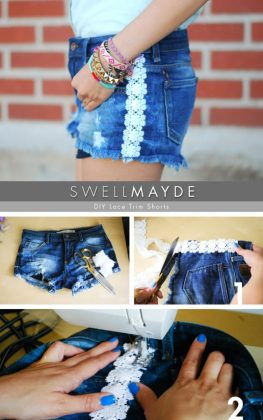Trendy DIY Shorts To Try Out This Summer Season