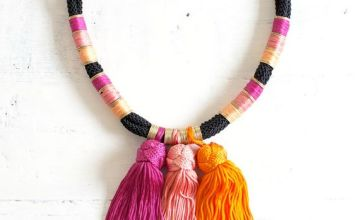 DIY Custom Necklace Ideas
