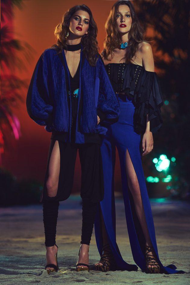 Balmain Resort Collection Women Wear 2016-17 5
