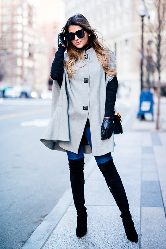 grey-outfits-that-will-make-you-fashionable-during-the-winter-season-7