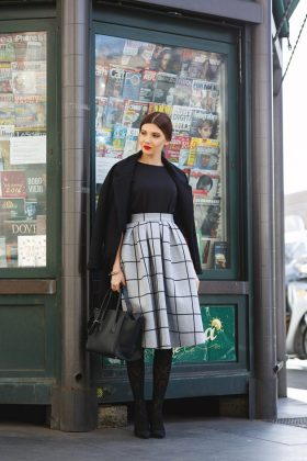 Women Professional Office Outfits For Winter Season 2016-17