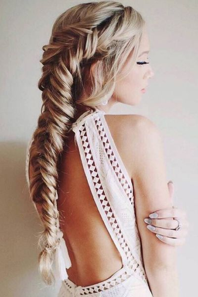 30 Easy Braid Hairstyles Women Should Try This Season