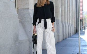 Wide Leg Cropped Pants Latest Trend For The Summer