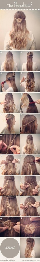 50 Easy Hairstyle For Long Hair Woman Should Try