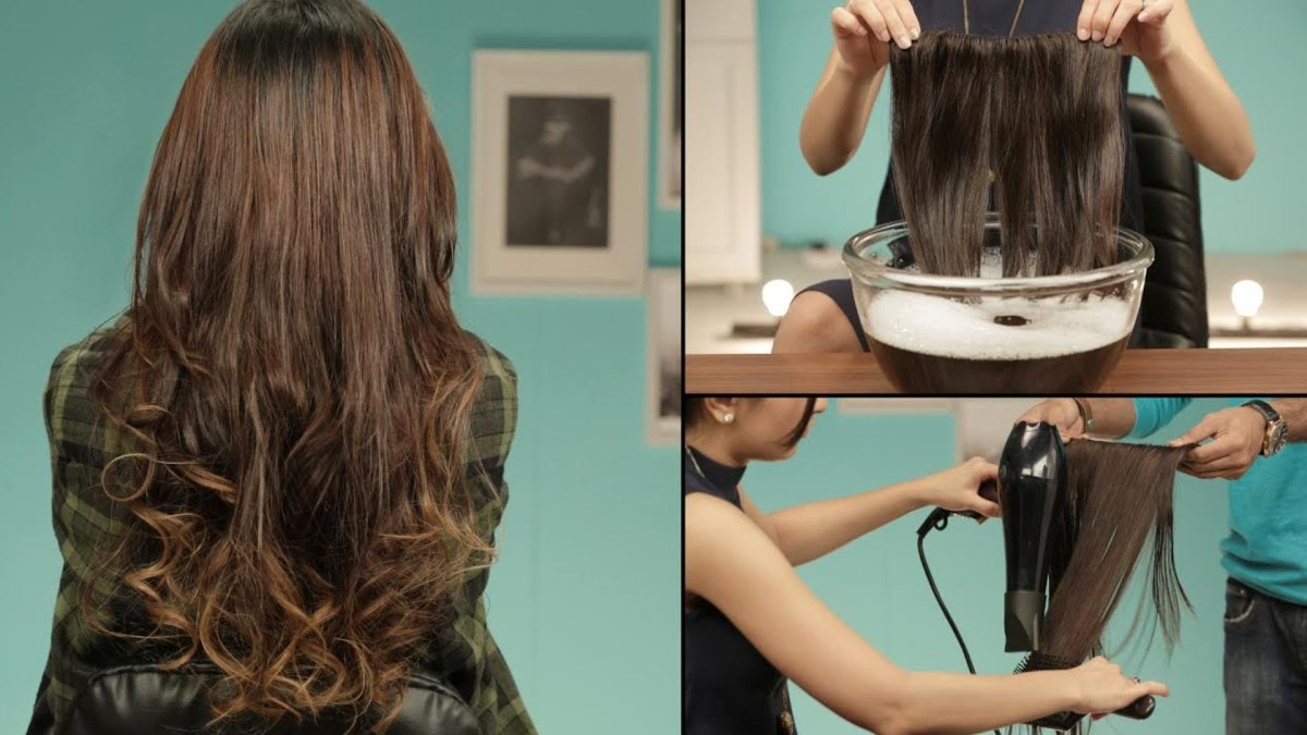 Human Hair Extension Care Home Remedies