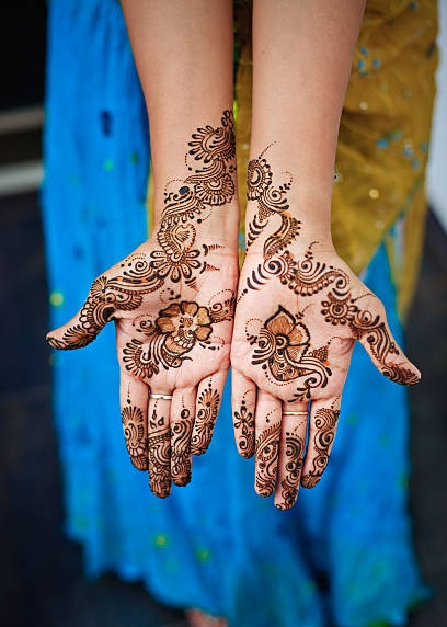 Impressive Mehndi Tattoo Designs To Try In 2019