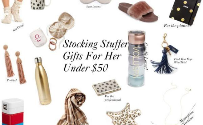 Holiday Gifts For Her Under 50 Gift Guide Style Waltz