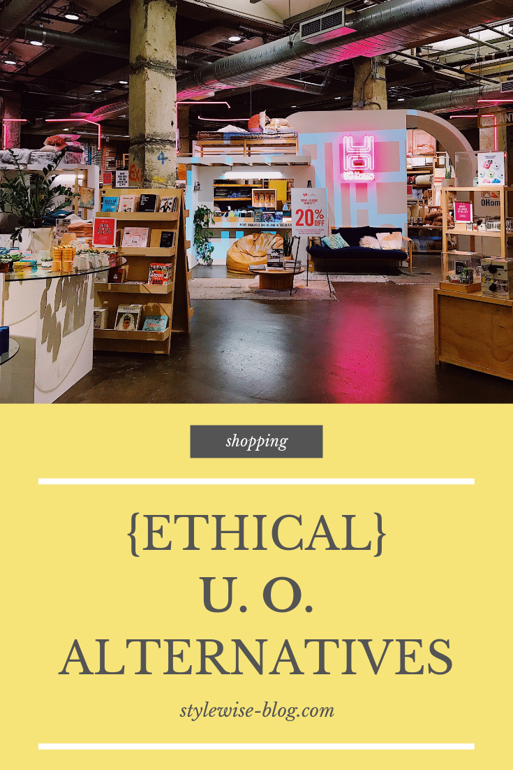 ethical alternatives to urban outfitters