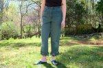 #FashRev Week | #Haulternative DIY: Fringed Denim