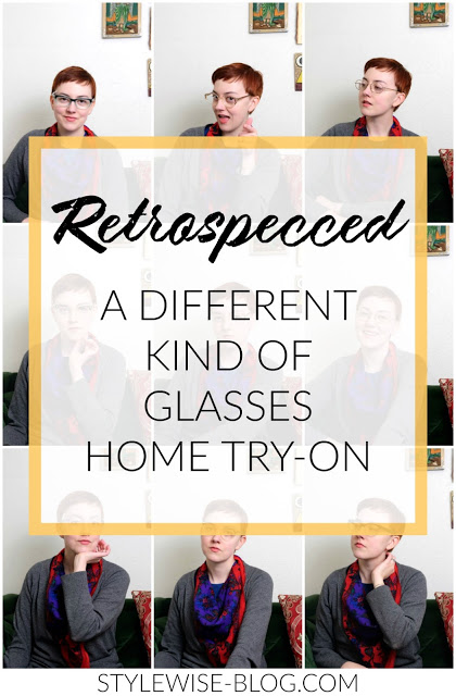 Retrospecced ethical, sustainable, charitable glasses home try-on warby parker stylewise-blog.com