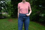 Everlane Review: Cheeky Straight Jean