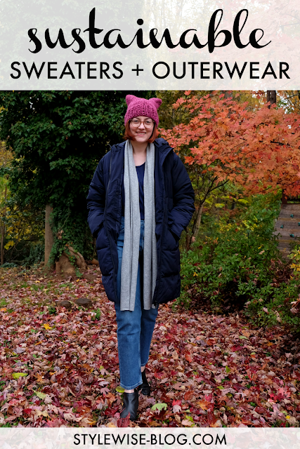 guide to sustainable sweaters and outerwear