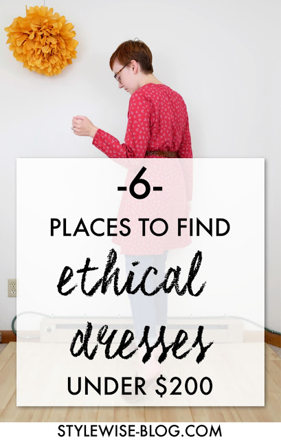 6 places to find ethical dresses under $200 stylewise-blog.com