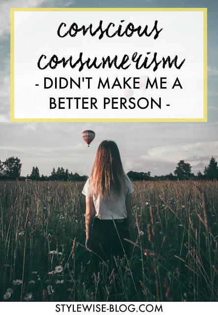 depression conscious consumerism stylewise-blog.com