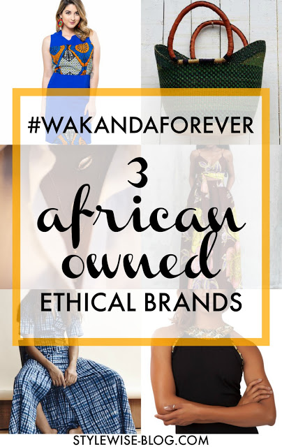 black panther style: ethical clothing african owned fit for wakanda