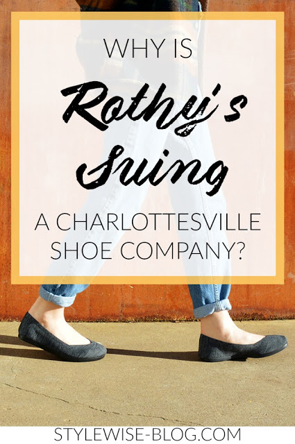 OESH Rothy's lawsuit stylewise-blog.com