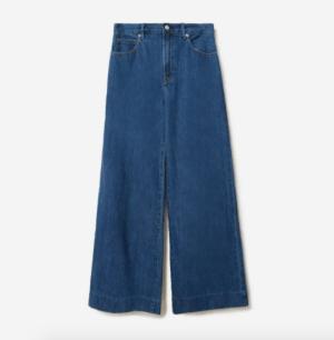 Super-Soft Wide Leg Jeans