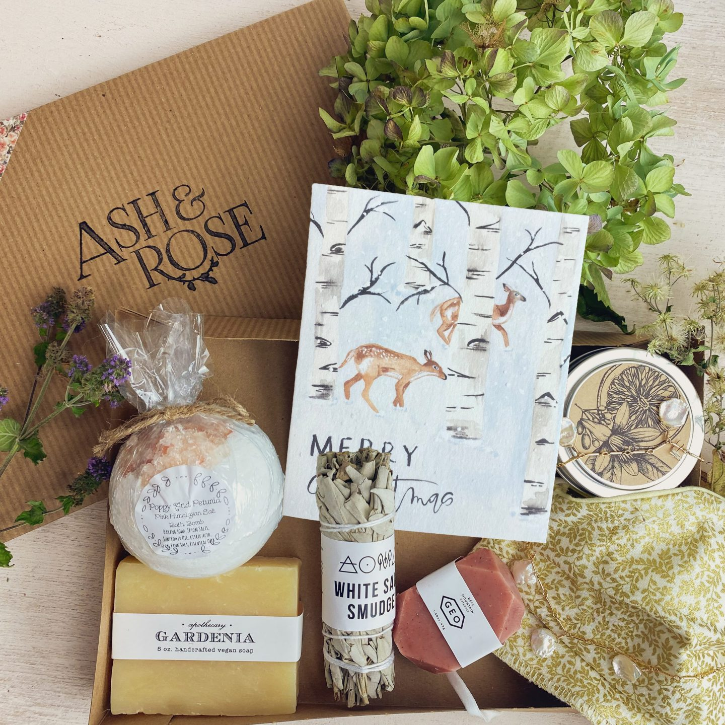 sustainable holiday gift guide 2020