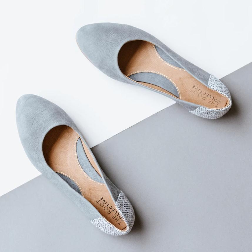 sustainable holiday gift guide - shoes